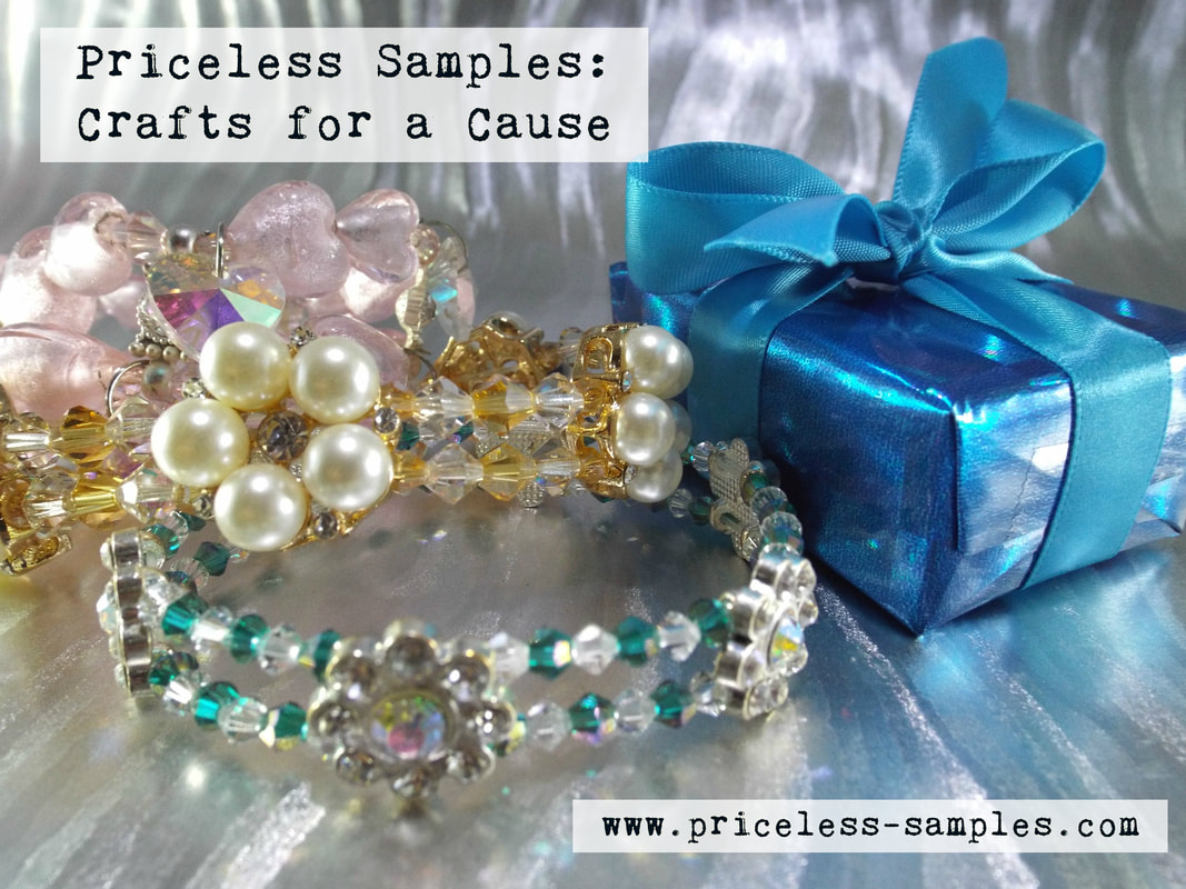 Priceless Samples: Crafts for a Cause