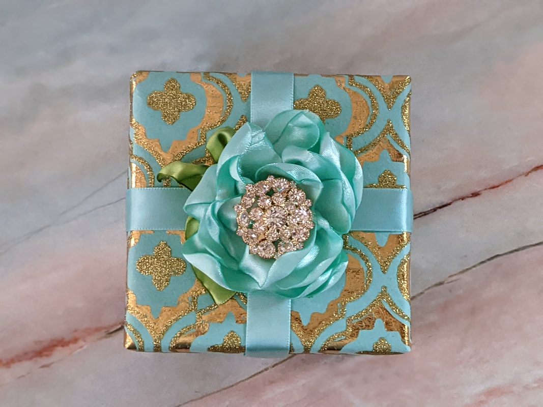 Priceless Handmade Gifts - Beautiful Gift Wrapping